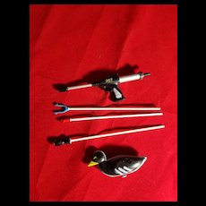 James Bond Scuba Accessories