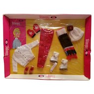 Tammy Fashion Figure 8 in Original Box