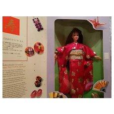 Happy New Year Barbie Osbogatsu