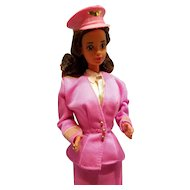 Theresa Airline Stewardess