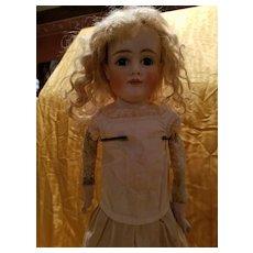 Antique Ecru Cotton Doll Camisole