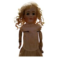 Antique Ecru Cotton Doll Camisole