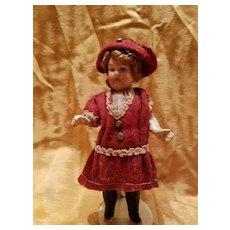 Antique Bisque Miniature All Original