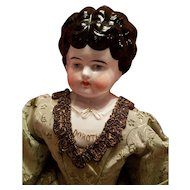 Antique Pet Name China Head Dorothy