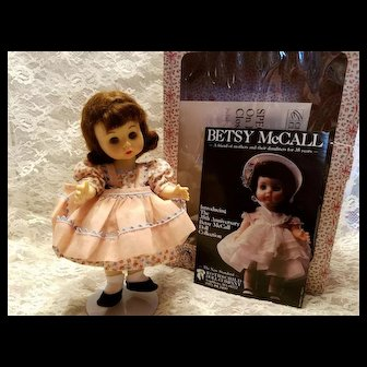 35th Anniversary Betsy McCall by Rothschild Doll Co.