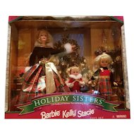 "Vintage Barbie ""Holiday Sisters""  Gift Set"