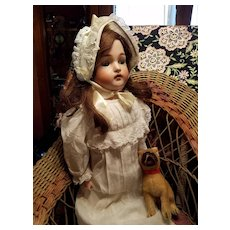 Antique Bisque Kammer and Reinhardt Large Size Child Doll