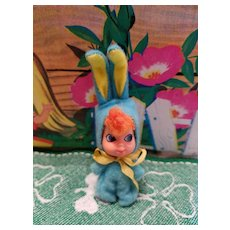 Liddle Kiddle Funny Bunny in Blue