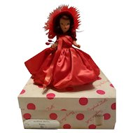 Nancy Ann Storybook Doll  Winter  in Box