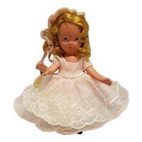 Nancy Ann Storybook Doll Little Miss Muffet