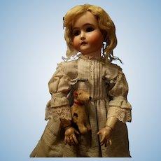 Antique  Bisque  Special Doll by Adolf Wislizenus
