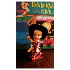 Liddle Kiddle Calamity Jiddle with Horse