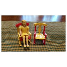 Renwal Rocking Chair Set