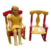 Renwal Rocking Chair Set