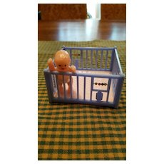 Renwal Baby and Playpen