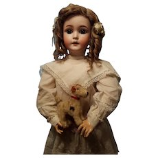 Antique Bisque Pansy Doll by George Borgfeldt
