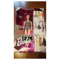 35th Anniversary Barbie Brunette