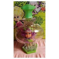 Liddle Kiddle  Violet Kologne Kidddle in Bottle