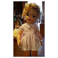 Terri Lee in Original Birthday Dress