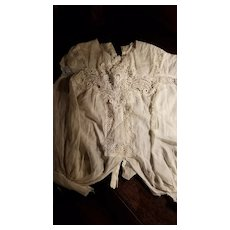 Antique Blouse Section for Doll Dressing