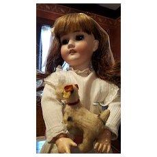 Antique Bisque  Special Doll by Schoenau Hoffmeister