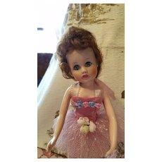 Valentine Ballerina Doll All Original