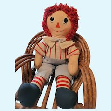 Knickerbocker Raggedy Andy