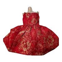 Tammy Fashion  Fur N Formal Dress