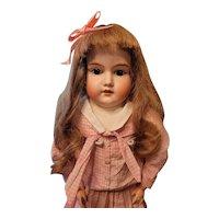 Antique Bisque Majestic Doll Original Body