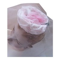 Pretty in Pink Bridesmaid Hat Topper Pink Veil