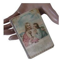 1909 Edition Polish Catholic Prayer Book Pocket Size