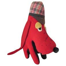 Sherlock Holmes Dream Pets Dakin Stuffed Toy Basset Hound