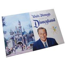 Walt Disney's Guide to Disneyland 1958 Issue