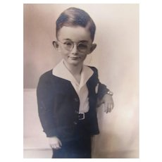 Most Dapper Little Boy Ever Photo 1930 1940