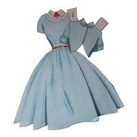 1950 Era Teen Time Paper Dolls Stand Up Original box