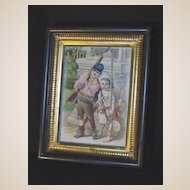 Antique Veteran's Day Lithograph