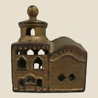 Cast Iron Coin Bank