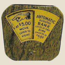 Lucky Dime Register Bank