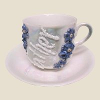Souvenir Cup & Saucer for Father
