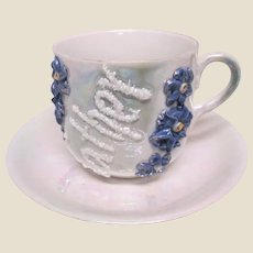 Souvenir Cup & Saucer for Father