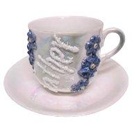 Souvenir Cup & Saucer