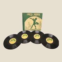 Pied Piper Record Album