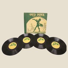 Pied Piper Record Album