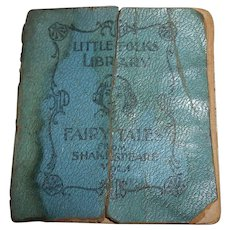 Old Doll Size Book