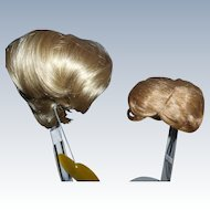 2 Blonde Replacement Wigs