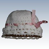 Artist Made  Hat Bonnet Free Shipping