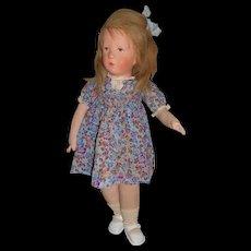 Vintage Kathe Kruse German Child Girl Doll