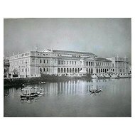 1893 World's Columbian Exposition The Woman's Building by W.H. Jackson