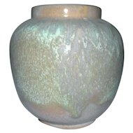 Royal Hickman Paris Ware Short Neck Oil Jar