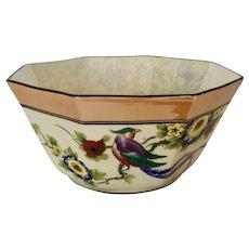 Vintage Hand Painted Lustre Noritake Bowl